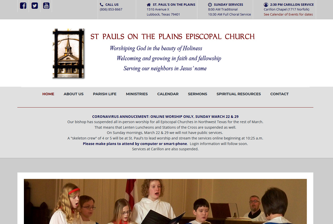St. Paul's on the Plains Episcopal Church